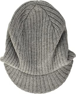 DECKY Pre Curved Knit Campus Jeep Beanie Cap
