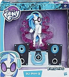 My Little Pony–c0328eu40–Guardians of Harmony Figurine Fan DJ Pon3