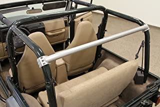 Rock Hard 4x4 Straight Across the Rear Bar for Jeep Wrangler TJ and Unlimited LJ 1997 - 2006