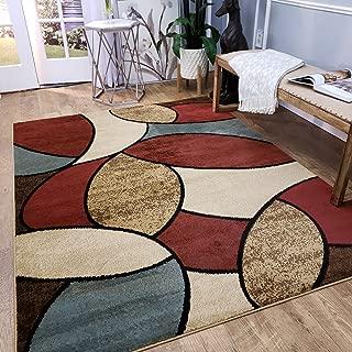 Best oval rag rug pattern Reviews