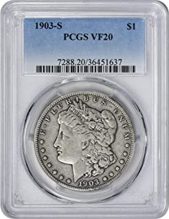 1903s morgan silver dollar