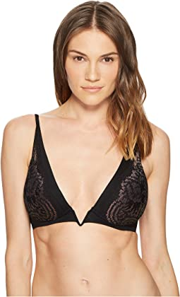 Topaz Padded Triangle V-Bra