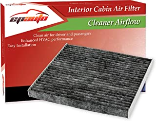 EPAuto CP133 (CF10133) Replacement for Toyota Premium Cabin Air Filter includes Activated Carbon