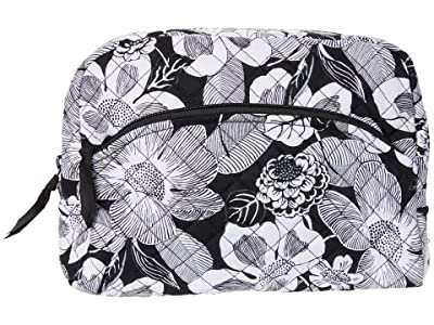Vera Bradley Iconic Large Cosmetic (Bedford Blooms) Cosmetic Case