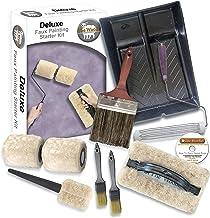 The Woolie Deluxe Kit voor faux verf afwerking