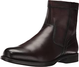 Men's Medfield Plain Toe Zip Boot Fashion