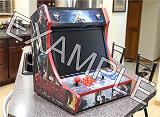 REDZ Bartop Arcade Cabinet - DIY Kit