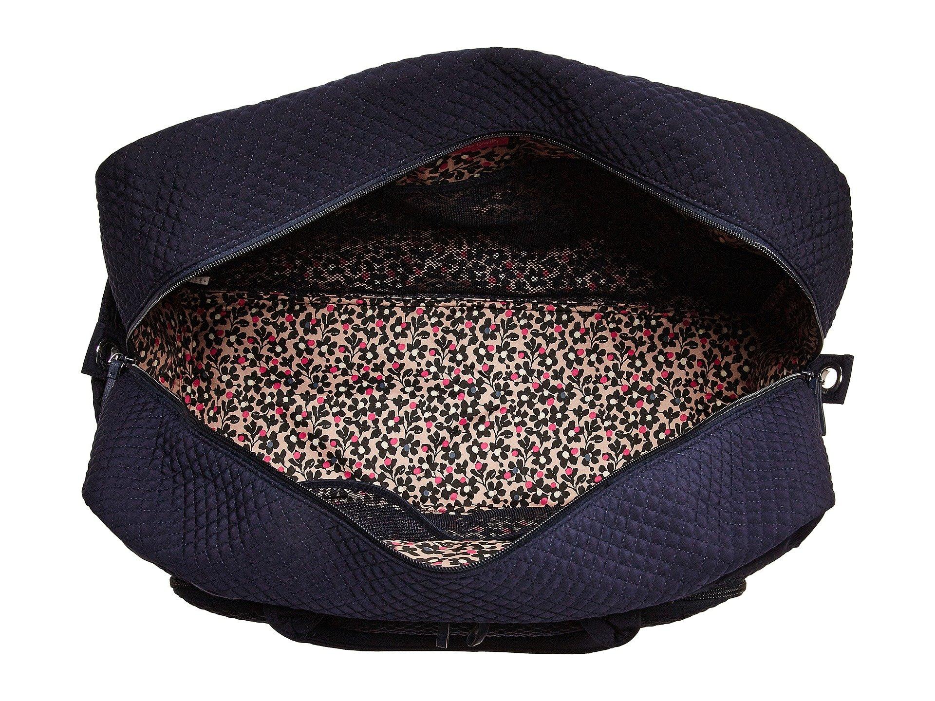 Bradley Classic Navy Weekender Iconic Bag Vera Grand Travel adq1aw