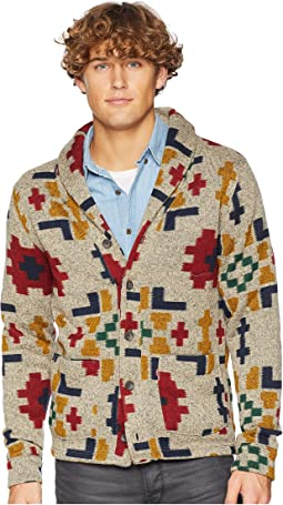Daule Fleece Cardigan