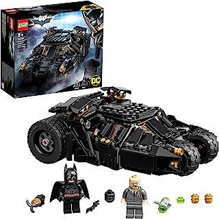 LEGO 76239 DC Batman Batmobile Tumbler: Scarecrow Krachtmeting Speelgoedauto met Batman en Scarecrow Minifiguren, voor Kin...
