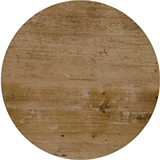 Werzalit Tischplatte Dekor Findus 60 Cm Rund Wetterfest Vintage Optik Ersatztischplatte Bistrotisch Stehtisch Tisch Gastronomie