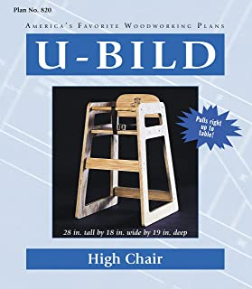 Best high chair plans woodworking Reviews