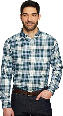 Vineyard Vines - Hayward Point Plaid Slim Tucker Shirt