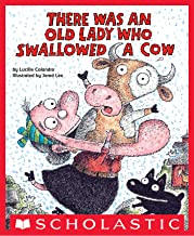 There Was an Old Lady Who Swallowed a Cow!