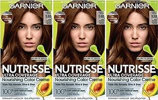 garnier hair straightener kit