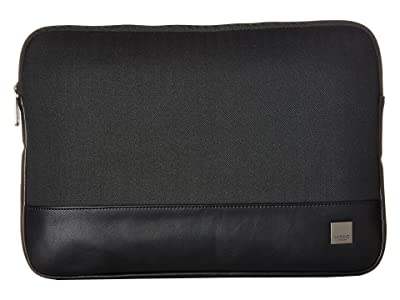 KNOMO London Holborn 15 Laptop Sleeve (Black) Bags