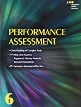 Collections: Performance Assessment Student Edition Grade 6