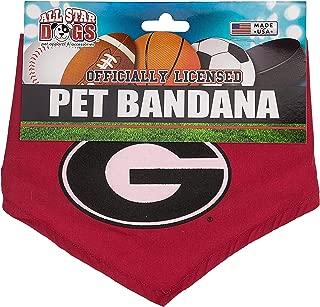 All Star Dogs University of Georgia Dog Bandana