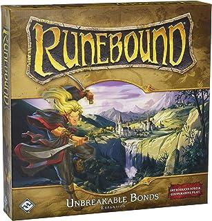 Runebound Unbreakable Bonds Strategy Game