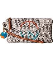 The Sak - Sanibel Crochet Phone Charging Wristlet