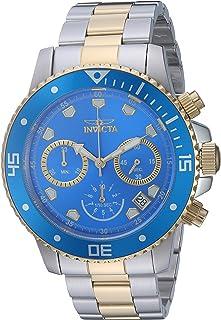 Invicta 21892 Reloj Análogo, color Azul