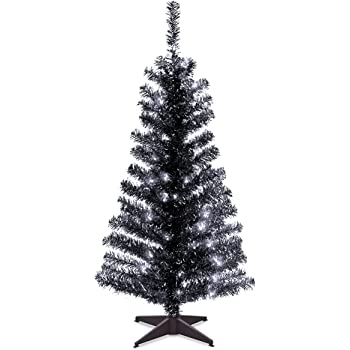 Amazon Com Adanina Vidoscla Artificial Christmas Tree 5ft 150cm 3ft 90cm 2ft 60cm Pvc Artificial 7 Colors Christmas Tree Stand Indoor Decoration Easy Fold Branch Home Kitchen