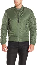 Alpha Industries Men's MA-1 Slim Fit Flight Bomber Jacket