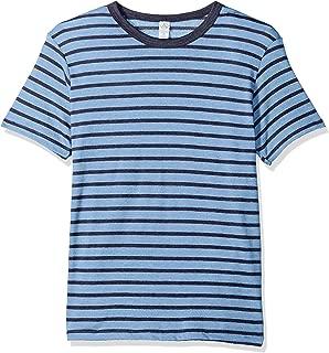 Alternative Men's Eco Crew Stripes