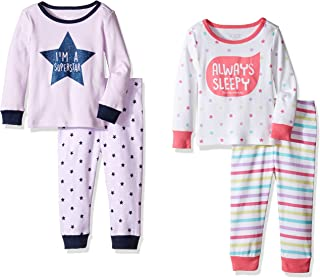 345c97e8bd09 Amazon.com  6-9 mo. - Pajama Sets   Sleepwear   Robes  Clothing ...