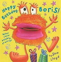 Lloyd, S: Happy Birthday, Boris!