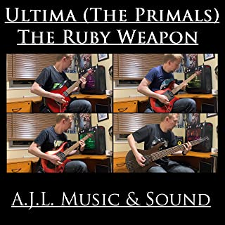 Ultima (The Primals) - Ruby Weapon - Final Fantasy XIV (Cover)