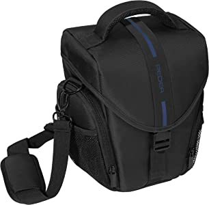 PEDEA DSLR camera bag Essex  Camera bag for SLR cameras with waterproo...