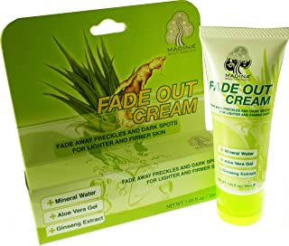 Madina Mineral Water Aloe Vera Ginseng Extract Fade Out Skin Cream [1.05 oz. - White]