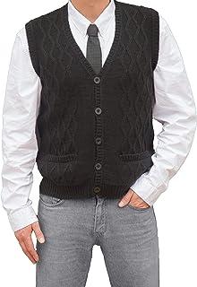 0fc9f3189 Amazon.com  3XL - Vests   Sweaters  Clothing