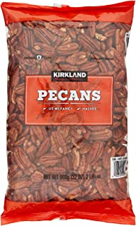 KIRKLAND SIGNATURE Pecan Halves - 2 Lbs (32 Ounce), 1count