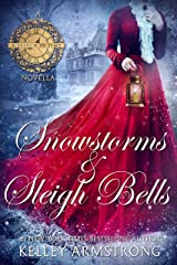 Snowstorms & Sleigh Bells: A Stitch in Time Holiday Novella Kindle Edition