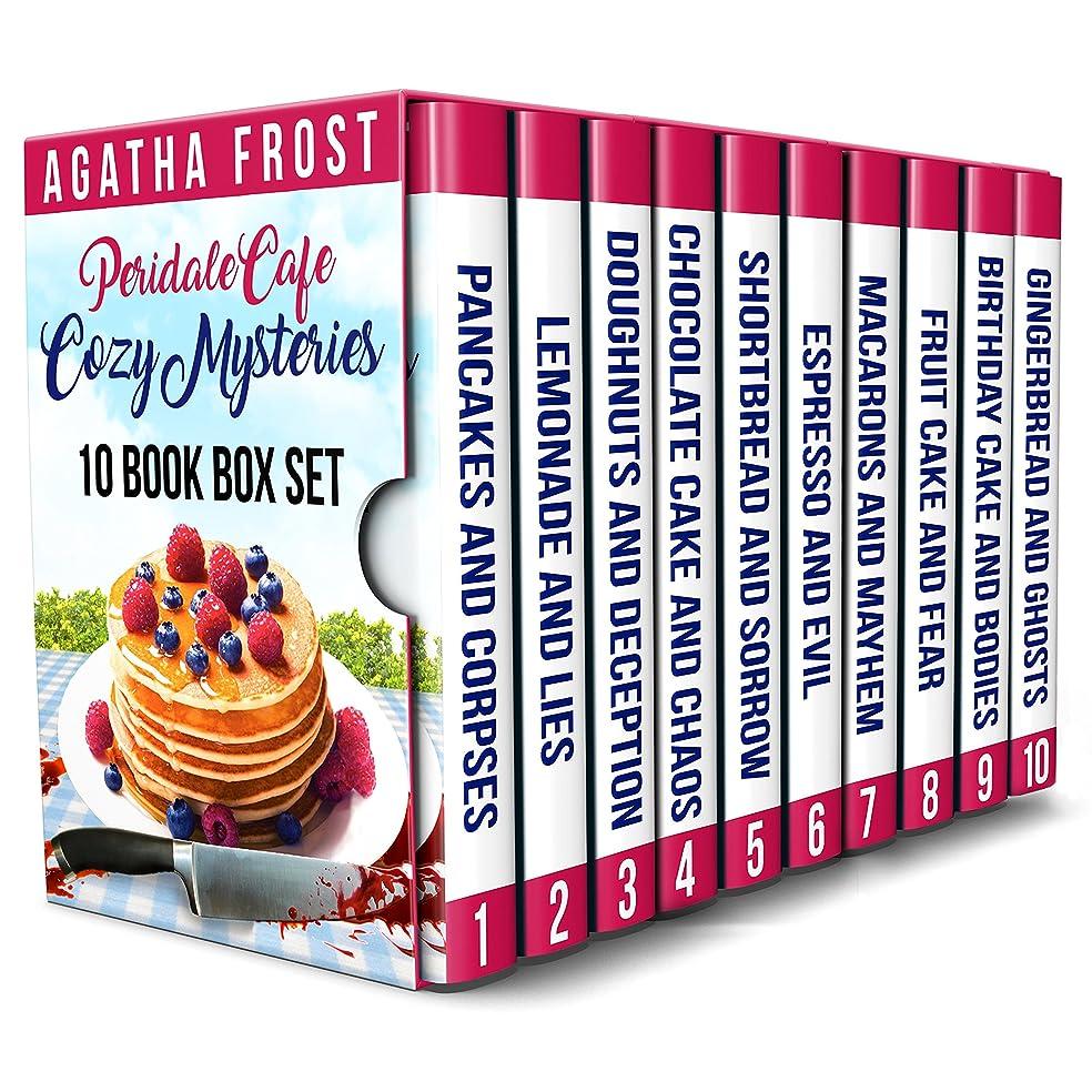 ゲートじゃがいもあいにくCozy Mysteries 10 Book Box Set: The Peridale Cafe Series (English Edition)