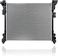 Radiator - Pacific Best Inc For/Fit 13064 Dodge Grand Caravan Chrysler Town & Country 4.0L Heavy Duty PT/AC