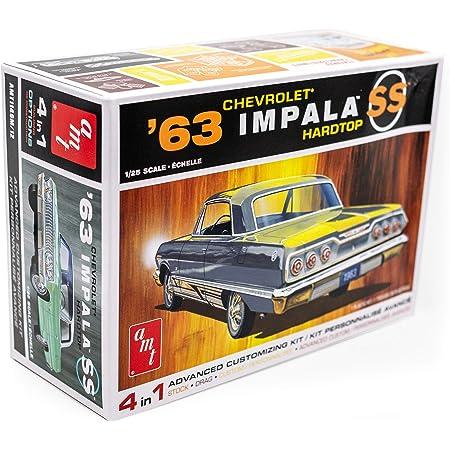 AMT 1/25 1963 シェビー・インパラSS プラモデル AMT1149