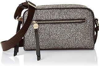 rivenditore di vendita 06e71 8c426 Amazon.it: Borbonese - Borse a tracolla / Donna: Scarpe e borse