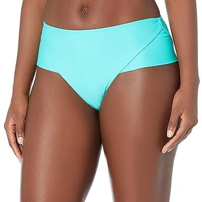 Body Glove Smoothies Coco High Waisted Solid Bikini Bottom Swimsuit