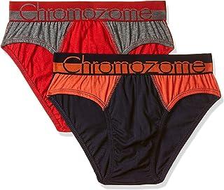 Chromozome Men's Brief (Pack of 2)