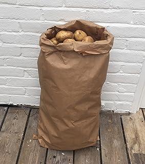 Nutley's Paper Potato Sacks, 25kg (1)