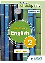 Cambridge checkpoint الإنجليزي workbook 2