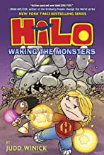 [Judd Winick] Hilo Book 4: Waking The Monsters - Hardcover