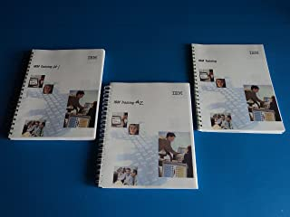 IBM AIX 5L Course Code Q1316 Training 3 Books - System Administration II: Problem Determination Student Notebook 1 & 2 Plus Student Exercises with Hints.