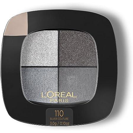 L'Oreal Paris Colour Riche Eye Pocket Palette Eye Shadow, Silver Couture 0.1 oz