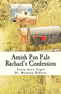Amish Pen Pals: Rachael's Confession ~ A Granny Weaver Tale