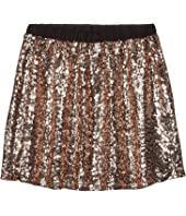 People's Project LA Kids Kizzy Knit Skirt (Big Kids)