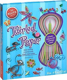 Klutz Twirled Paper Craft Kit